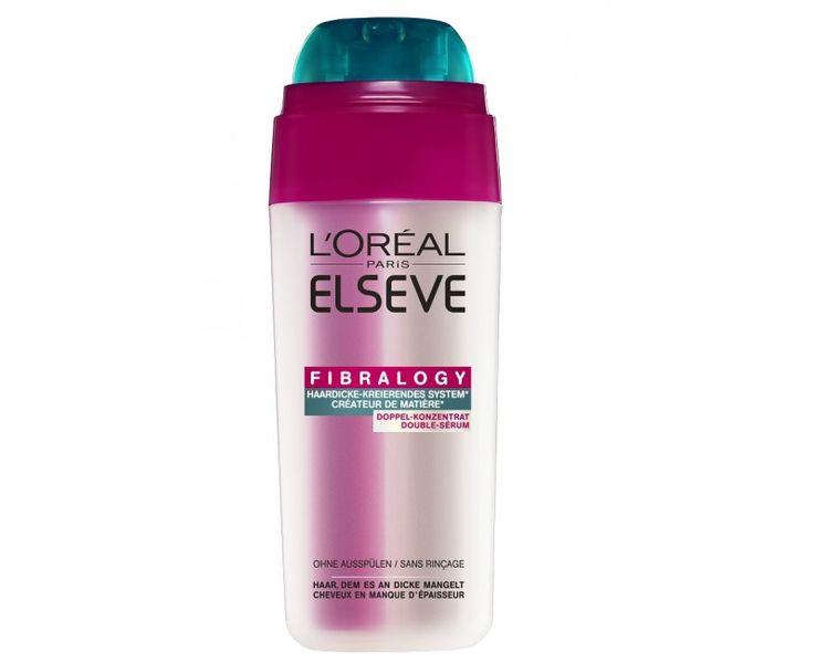 L'Oréal Duo sérum pro hustotu vlasů Elséve Fibralogy 2 x 15 ml