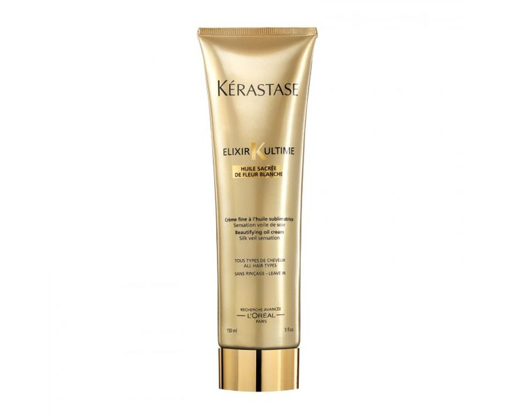 Kérastase Zkrášlující krém na vlasy Elixir Ultime (Beautifying Oil Cream) 150 ml