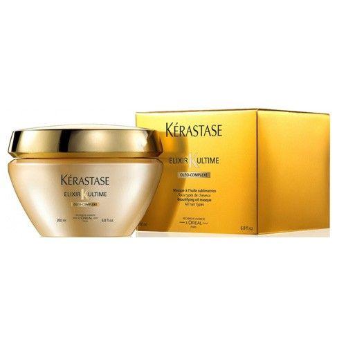 Kérastase Zkrášlující maska na vlasy (Masque Elixir Ultime) (Objem 200 ml)