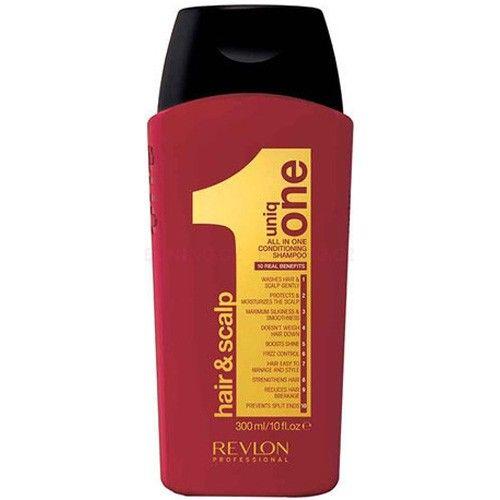 Uniq One Čistící šampon Uniq One (All In One Conditioning Shampoo) (Objem 300 ml)