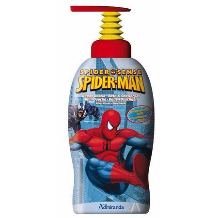 EP LINE Disney Spider-Man kúpeľový a sprchový gél pre deti 1000 ml