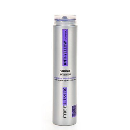 Šampón pre odstránenie žltých tónov (Shampoo Anti-Yellow) 250 ml