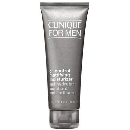 Clinique Zmatňující pleťový krém For Men (Oil Control Mattifying Moisturizer) 100 ml