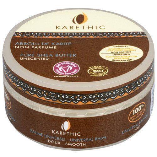 Ostatní Bambucké máslo 100% nerafinované Karethic 50 ml