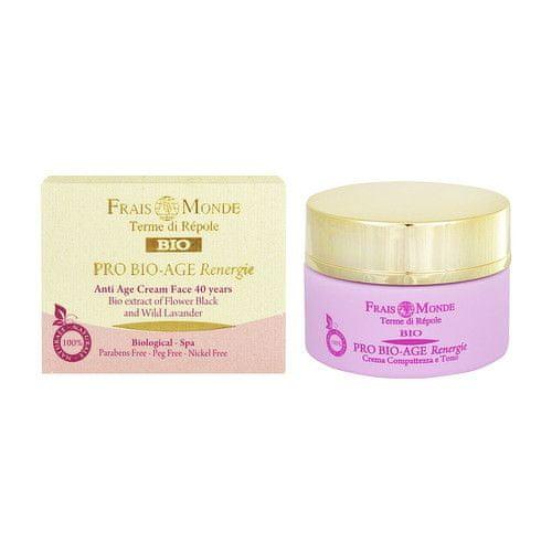 Frais Monde Denní krém proti hlubokým vráskám (Pro Bio-Age Renergie Anti Age Face Cream 40 Years) 50 ml