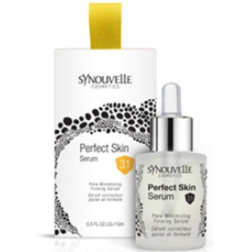 Synouvelle Cosmetics Sérum pro souměrnou, vitální a hladkou pleť 3.1 (Perfect Skin Serum) 15 ml