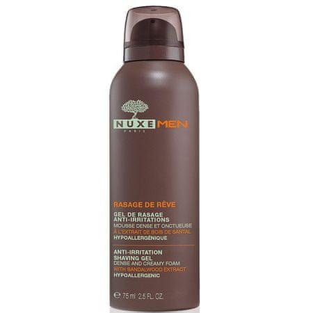 Nuxe Gél na holenie Men(Anti-Irritation Shaving Gel) 150 ml