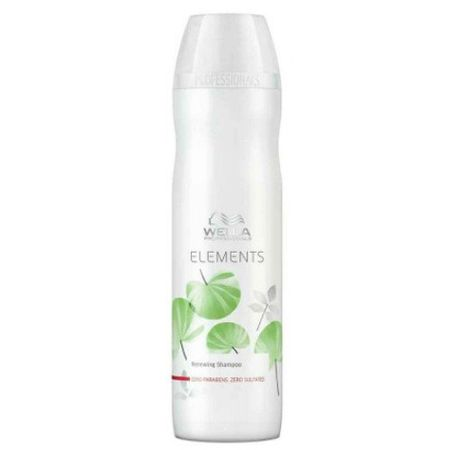 Wella Professional Obnovující šampon Elements (Renewing Shampoo) (Objem 250 ml)