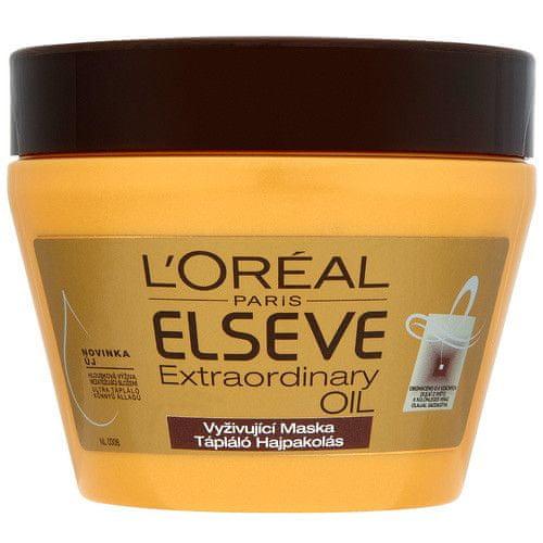 L'Oréal Vyživující maska Elseve Extraordinary Oil 300 ml