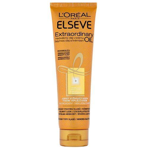 L'Oréal Hedvábný olej v krému Elseve Extraordinary Oil 150 ml