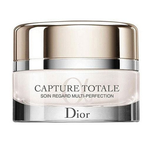 Dior Oční péče proti vráskám Capture Totale (Multi-Perfection Eye Treatment) 15 ml