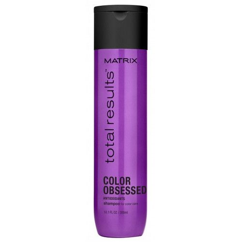 Matrix Šampon pro barvené vlasy Total Results Color Obsessed (Shampoo for Color Care) (Objem 300 ml)
