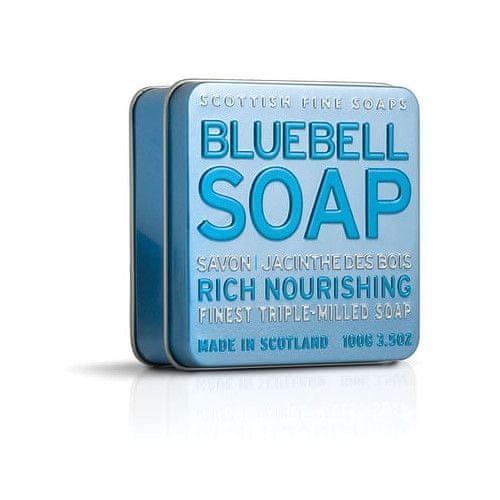 Scottish Fine Soap Mýdlo v plechu Hyacint 100 g