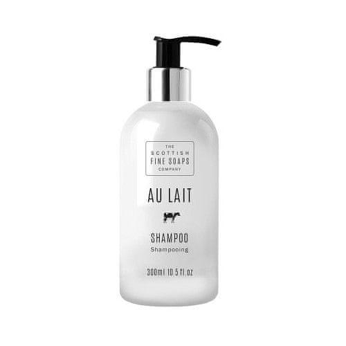 Scottish Fine Soap Šampon s mlékem Au Lait 300 ml