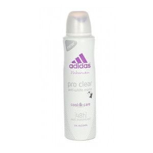 Adidas Antiperspirant ve spreji pro ženy Pro Clear 48h 150 ml