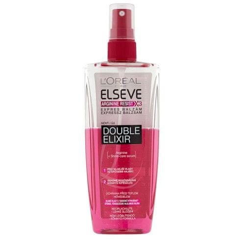 L'Oréal Dvousložouvý regenerační balzám Elseve (Arginine Resist X3 Expres Spray) 200 ml