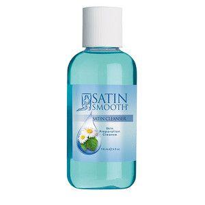 Satin Smooth Čistící péče o pokožku před depilací (Skin Preparation Cleanser) 118 ml