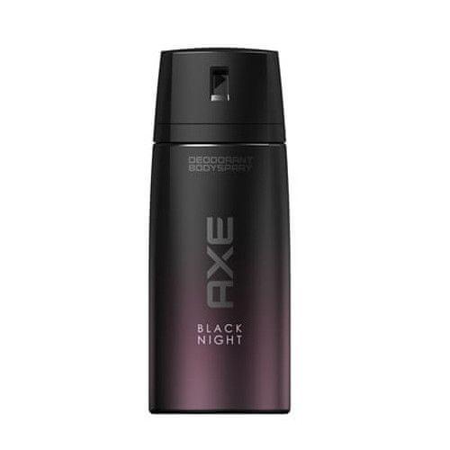 Axe Deodorant ve spreji Black Night (Deo Spray) 150 ml
