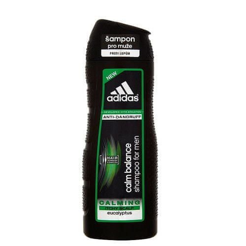 Adidas Šampon proti lupům pro muže Calm Balance (Shampoo For Man Calming) 400 ml