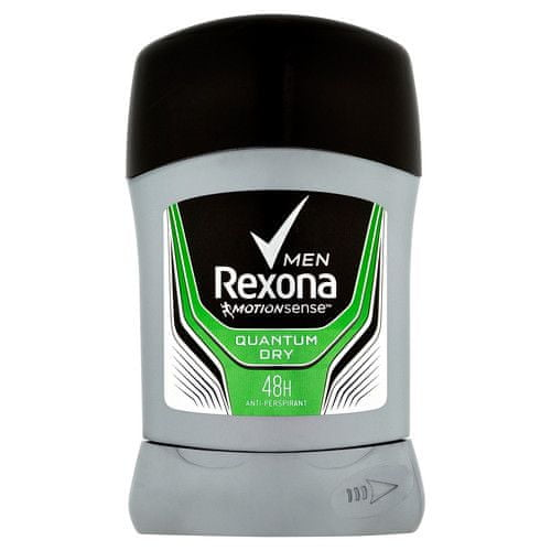 Rexona Tuhý deodorant Men Motionsense Quantum Dry 50 ml
