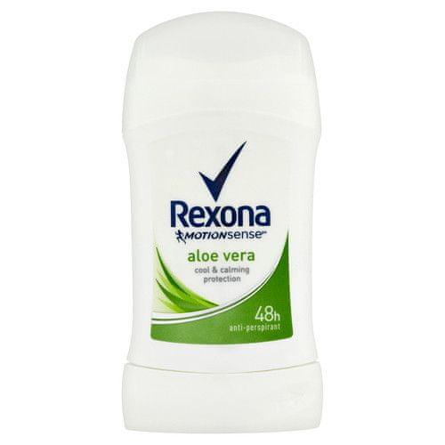 Rexona Tuhý deodorant Motionsense Aloe Vera 40 ml