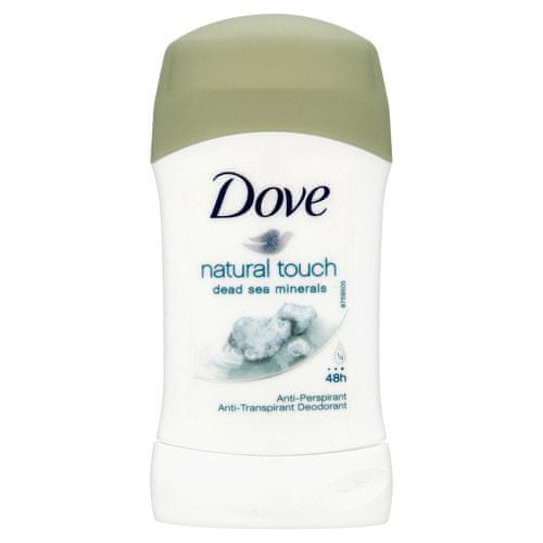 Dove Tuhý deodorant Natural Touch 40 ml