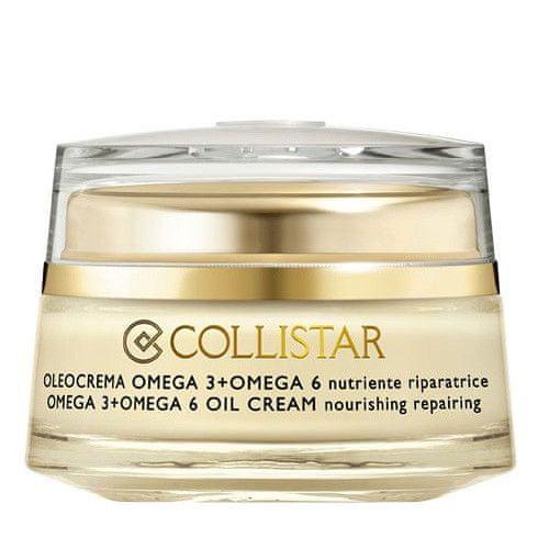 Collistar Výživný pleťový krém Pure Actives (Omega 3+ Omega 6 Oil Cream Nourishing Repairing) 50 ml