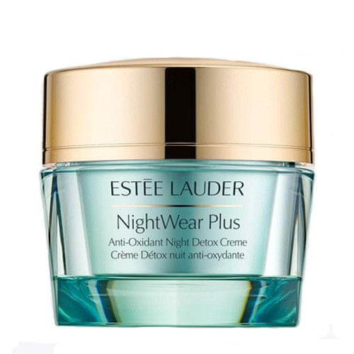 Estée Lauder Noční detoxikační krém NightWear Plus (Anti Oxidant Night Detox Cream) 50 ml