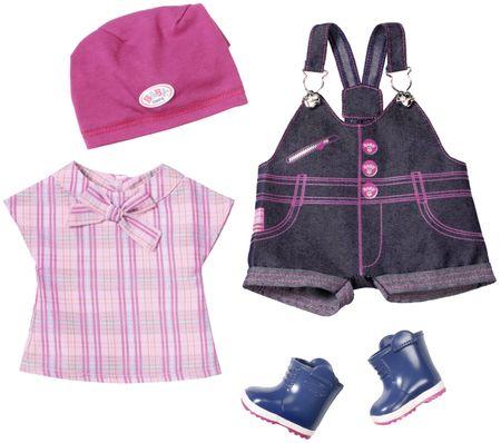 BABY born komplet oblačil za na kmetijo