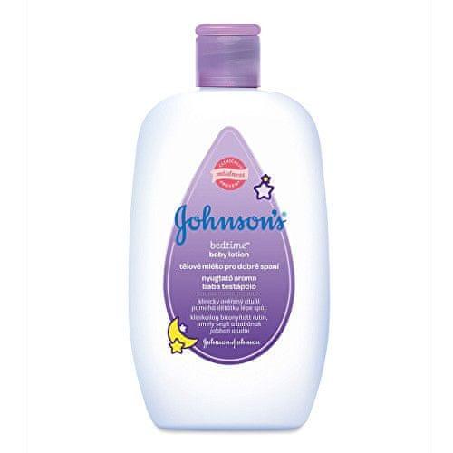 Johnson&Johnson Mléko pro dobré spaní Baby 300 ml