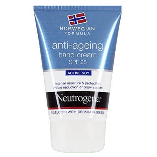 Neutrogena Krém proti stárnutí pokožky rukou (Anti-Aging Hand Cream) 50 ml