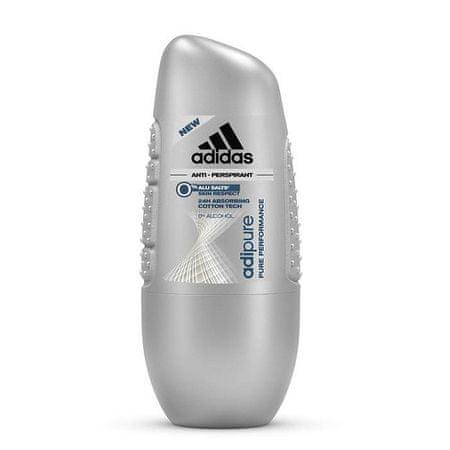 Adidas Antiperspirant deodorant Roll-on pro muže Adipure 50 ml