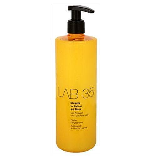 Kallos Šampon pro jemné vlasy bez lesku LAB35 (Volume And Gloss Shampoo) (Objem 500 ml)