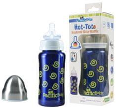 Pacific Baby Hot-Tot termosz 200 ml, Kék - spirálos