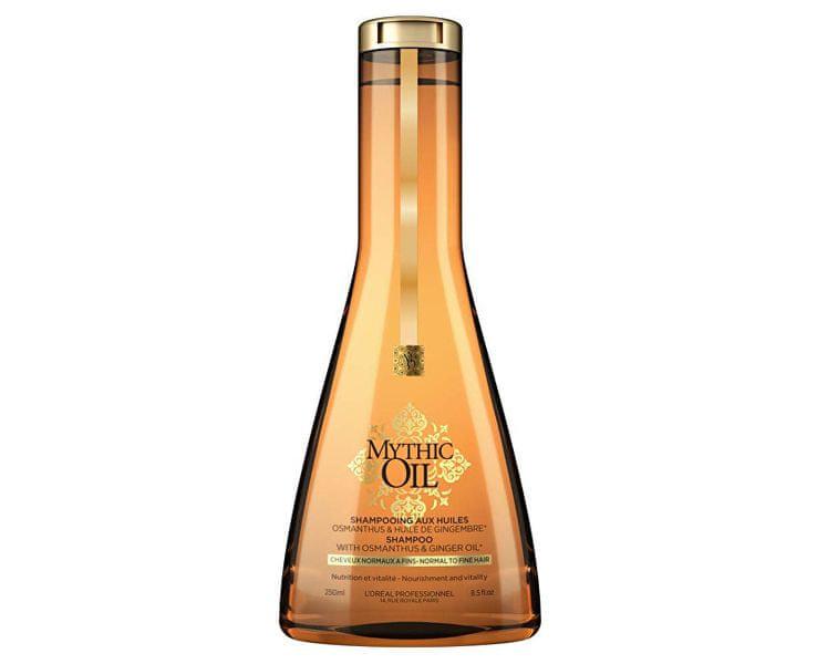 Loreal Professionnel Vyživující šampon pro normální a jemné vlasy Mythic Oil (Shampoo For Normal To Fine Hair) (Objem 100