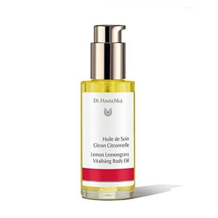 Dr. Hauschka Revitalizační tělový olej (Lemon Lemongrass Vitalising Body Oil) 75 ml