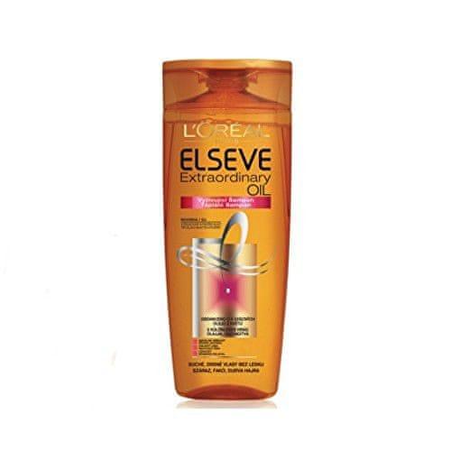 L'Oréal Vyživující šampon Elseve (Extraordinary Oil Shampoo) (Objem 400 ml)