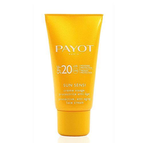 Payot Krém na opalování obličeje SPF 20 Anti-Aging Sun Sensi (Protective Anti Aging Face Cream) 50 ml