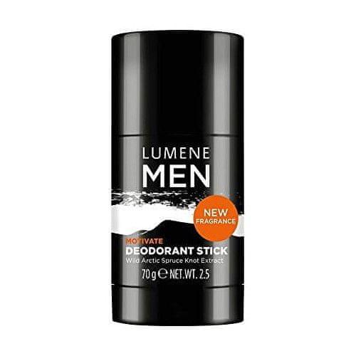 Lumene Tuhý deodorant Men Motivate (Deodorant Stick) 70 g