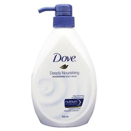 Dove Vyživující sprchový gel s pumpičkou Deeply Nourishing (Nourishing Body Wash) 720 ml