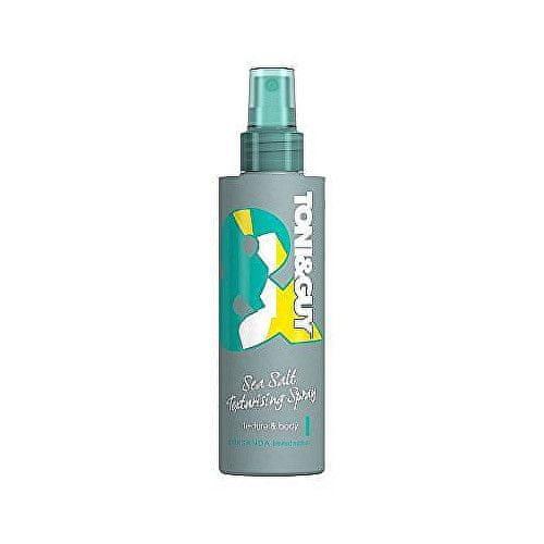 Toni&Guy Stylingový sprej s mořskou solí Casual (Sea Salt Texturising Spray) 200 ml