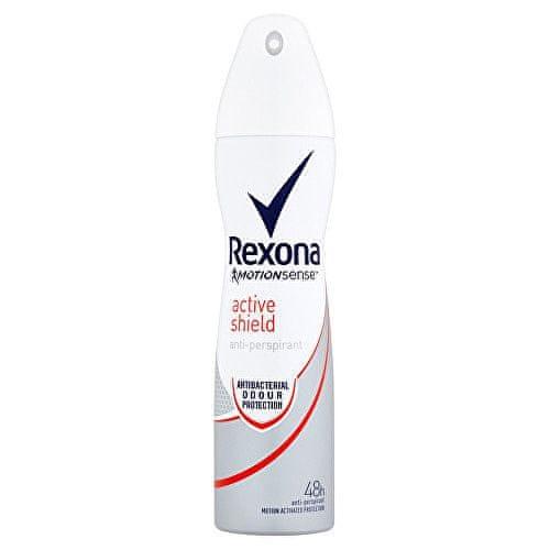 Rexona Deodorant ve spreji Maximum Protection Active Shield (Anti-Perspirant) 150 ml