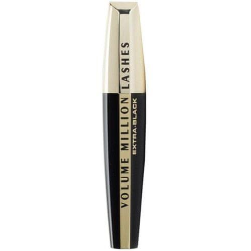 L'Oréal Řasenka Volume Million Lashes Extra Black 9 ml (Odstín Extra Black)
