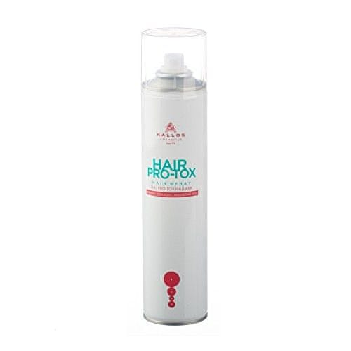 Kallos Lak na vlasy s keratinem KJMN (Hair Pro-Tox Spray) 400 ml
