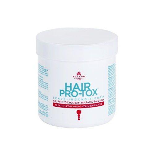 Kallos Bezoplachový kondicionér pro suché a lámavé vlasy KJMN (Hair Pro-Tox Leave-In Conditioner) 250 ml