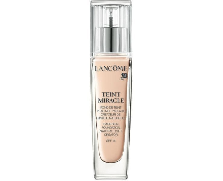 Lancome Rozjasňující make-up Teint Miracle SPF 15 (Bare Skin Foundation) 30 ml (Odstín 05 Beige Noisette)