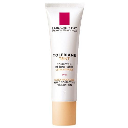 La Roche - Posay Fluidní korektivní make-up Toleriane Teint SPF 25 (Fluid Corrective Foundation) 30 ml (Odstín 15 Gol