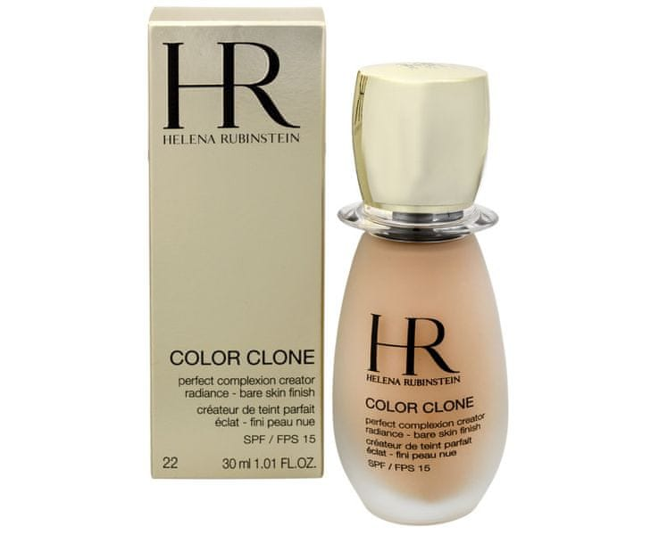 Helena Rubinstein Krycí make-up pro všechny typy pleti (Color Clone Perfect Complexion Creator) 30 ml 23 Biscuit