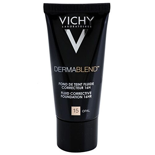 Vichy Fluidní korektivní make-up Dermablend 16H SPF 35 30 ml (Odstín 25)