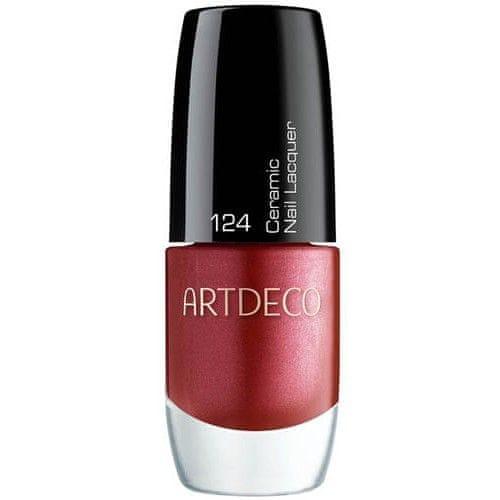 Artdeco Lak na nehty s patentovanými keramickými částicemi (Ceramic Nail Lacquer) 6 ml (Odstín 225 Rainbow G